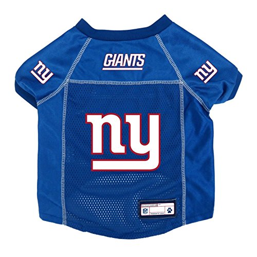 NFL New York Giants Pet Jersey, Large ()