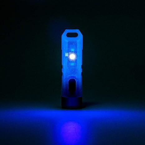 RovyVon Aurora A7 - Llavero con linterna LED (550 lúmenes ...