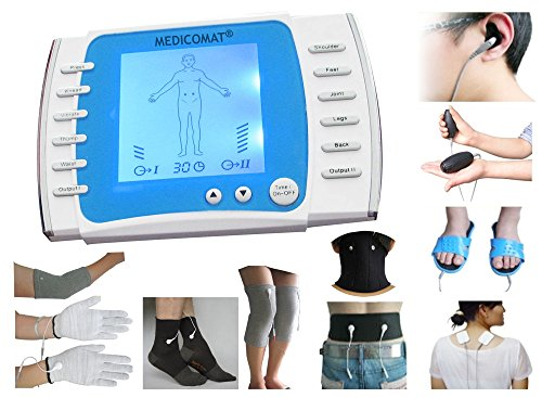 Neck Pain Treatment Massage Medicomat Pain Relief by Medicomat