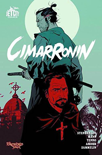 Cimarronin: The Complete Graphic Novel - Complete Graphic