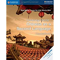 Cambridge IGCSE™ Chinese as a Second Language Coursebook