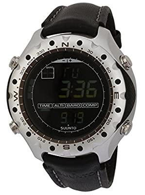 Suunto X-Lander Wrist-Top Computer Watch with Altimeter, Barometer, Compass, and Chronograph