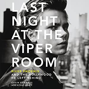 Last Night at the Viper Room Audiobook