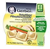 Gerber Turkey Ravioli, Meal, 170g (8 pack)