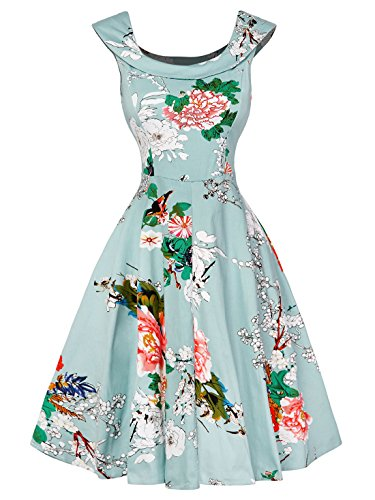 FEOYA-Womens-1950s-Vintage-Dress-Party-Cocktail-Swing-Midi-Dress-for-Ladies