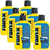 Rain-X Original Windshield Treatment Glass Water Repellent 6-Pack