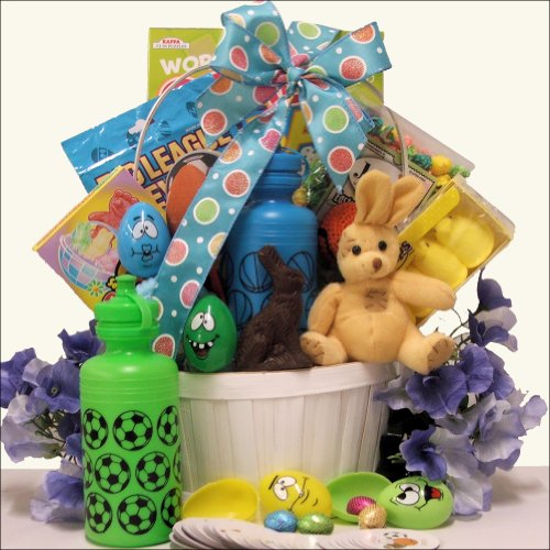 Gift baskets boys would love on easter webnuggetz find the best easter baskets for boys negle Images