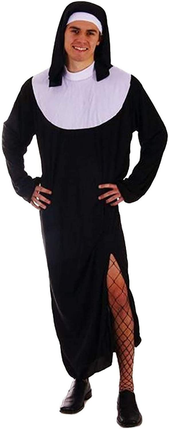 MALE NUN COSTUME - ADULT (disfraz)