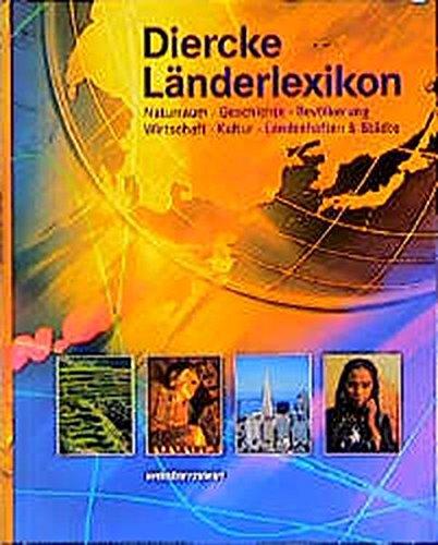 Diercke Länderlexikon: 2. Auflage