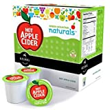Green Mountain Naturals Hot Apple Cider Keurig K-Cups, 16 Count
