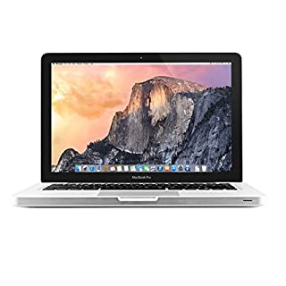 Apple MacBook Pro MD101LL/A 13.3-inch Laptop (2.5Ghz, 4GB RAM, 500GB HD) (Renewed)