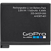 GoPro Rechargeable Battery for HERO4 Black/HERO4 Silver...