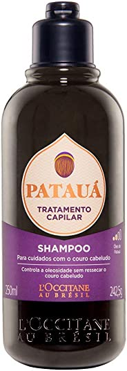 Shampoo Tratamento Capilar Patauá L'Occitane au Brésil 250ml