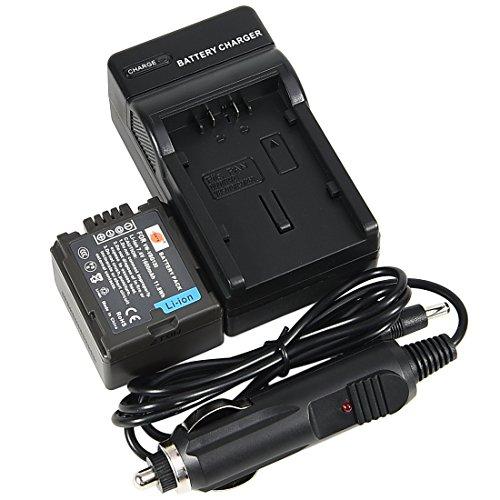 - DSTE VW-VBG130 Battery + DC61 Travel and Car Charger Adapter for Panasonic AG-HMC150 HMC153MC HMC70 HMR10 HDC-DX1 DX3 HS100 HS350 HS700 Camera as DMW-BLA13