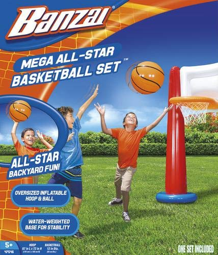 Mega All-Star Basketball Set
