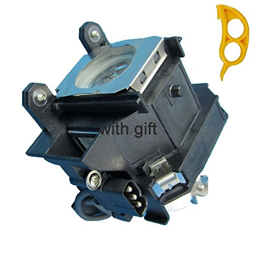 (MY LAMPS ELPLP40 / V13H010L40 Replacement Lamp with Housing for Epson Projectors EB-1825/EB-1810; EMP-1810/EMP-1815/EMP-1825)