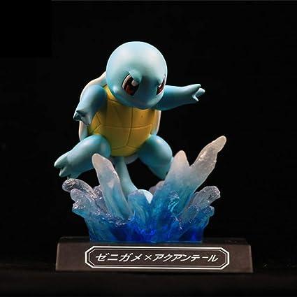 Zequan Anime Statue Jouet Modèle Caractère De Dessin Animé