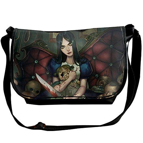 Alice Madness Returns Single Shoulder Pack Single Shoulder Bag