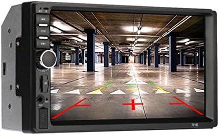 車のステレオ、カーラジオ7インチダブルディン車Mp5プレーヤー青い歯の電話携帯電話の相互接続自動柔軟なFm / Usb/Aux無線サポートTfカード