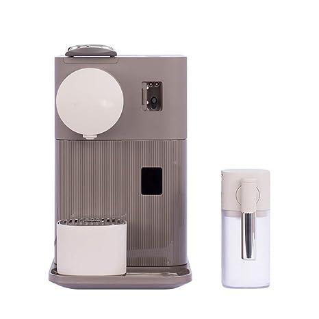 LJSHU Molinillo De Café con Un Botón Cápsula De Vapor Completamente Automática Máquina De Café