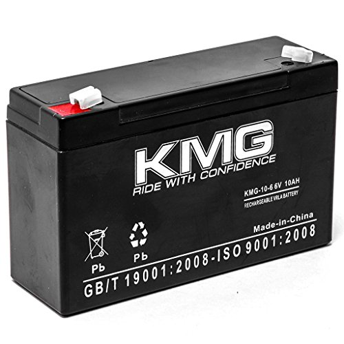 Imesco Patient Transfer (KMG 6V 10Ah Replacement Battery for IMESCO PATIENT TRANSFER)