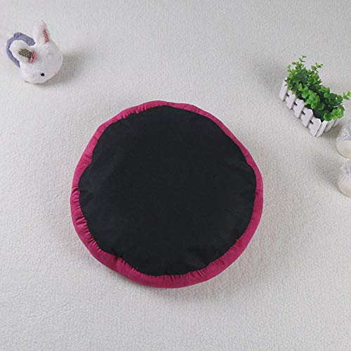 Amazon.com : Vivian Inc Beds & Furniture - Products Pet Paw Shaped Small Medium Dog Bed Design Cute for Small Medium Dog (Rose Red, 48x48cm) : Pet Supplies