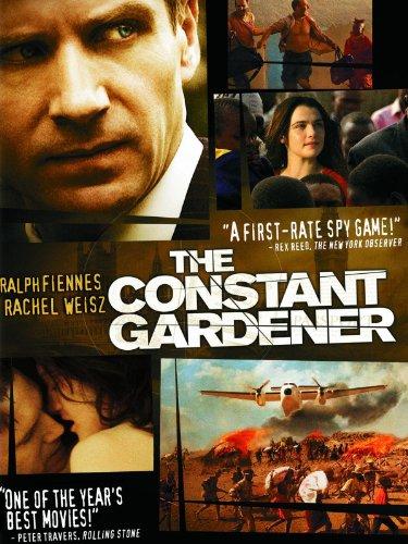 The Constant Gardener Ralph Fiennes Rachel Weisz Hubert Kound Danny Huston