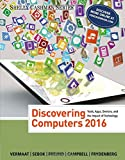 img - for Discovering Computers  2016 (Shelly Cashman Series) book / textbook / text book