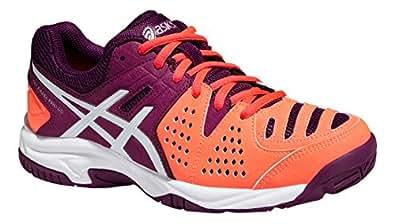 Asics Tenis Gel-Padel Pro 3 Gs Coral / White 37 Junior: Amazon.es: Deportes y aire libre