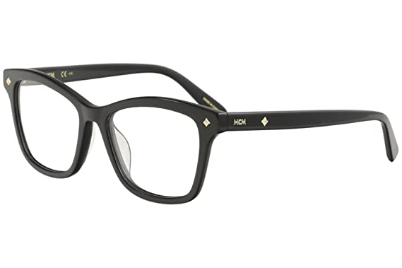 e6be995471 Image Unavailable. Image not available for. Color  Eyeglasses MCM 2614 001  BLACK