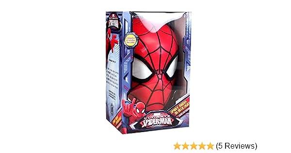 3D DECO LED LIGHT Spider-Man face Spider Man Face Light MARVEL - - Amazon.com