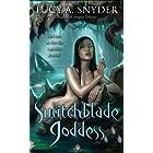 Switchblade Goddess (Jessie Shimmer Book 3)