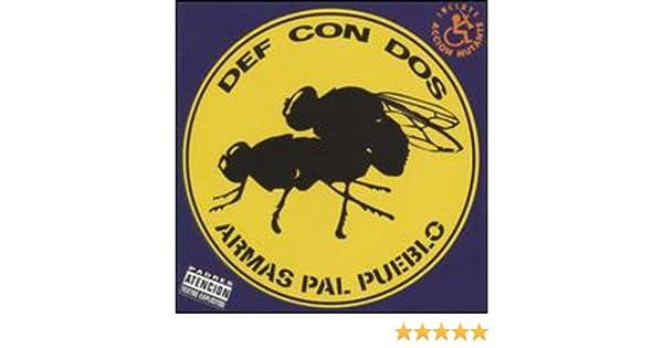 Armas Pal Pueblo by Def Con Dos : Def Con Dos: Amazon.es: Música