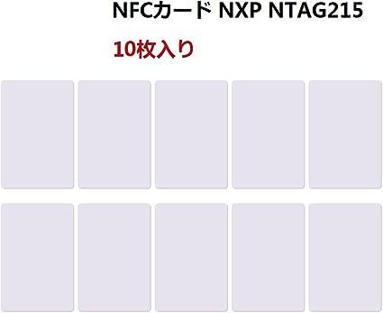 Amazon.com: NTAG215 Nintendo NFC 215 Cards ami-bo Amiibo ...