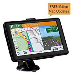 car gps navigation system Specifications:DDR: 256MbMemory: 8GB MbLCD display: TFT Screen Touch-screen: High-accuracy, endurable touch-screenUSB: USB Client 2.0, MINI USB port Audio: A:Built-in high fidelity speaker B:High fidelity stereo earp...