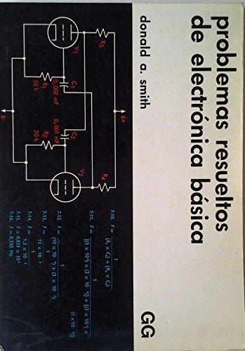 Descargar Libro Problemas Resueltos De Electrónica Básica D. A. Smith