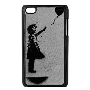 iPod Touch 4 Case Black Love generation Gnncs