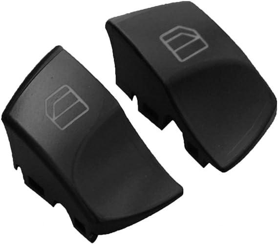 Twowinds 2x Fensterheber Schalter Tasten Reparatur Sprinter W906 Vito W639 Auto