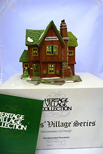 Browning Cottage - Department 56 (Retired)