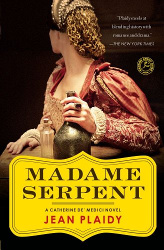 Book cover for Madame Serpent