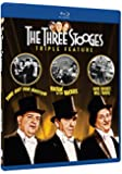 The Three Stooges Collection - Volume One - Triple Feature - Blu-Ray