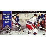 Terry Sawchuk, Camille Henry, Tim Horton, Rod Gilbert Hockey Card 1994 Parkhurst Tall Boys 64-65 #163 Terry Sawchuk, Camille Henry, Tim Horton, Rod Gilbert
