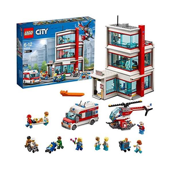 Lego City Ospedale,, 60204 1 spesavip