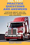 CDL Test Practice questions and Answers: Contain