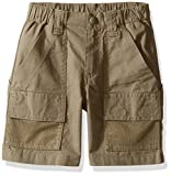 Columbia Boys Half Moon Shorts, Large, Sage