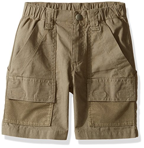 Columbia Boys Half Moon Shorts, XX-Small, Sage