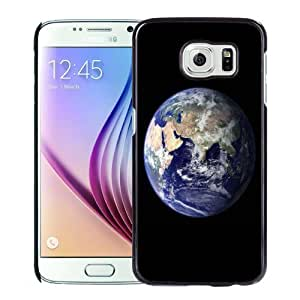 New Personalized Custom Designed For Samsung Galaxy S6 Phone Case For Blue Earth 01 Phone Case Cover