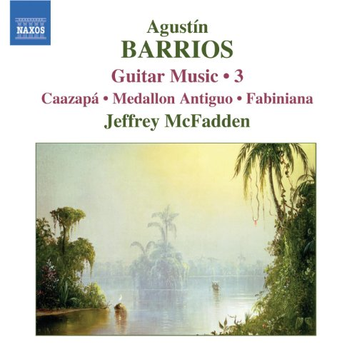 Barrios Mangore: Guitar Music, Vol. 3