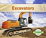 Excavators (Abdo Kids: Construction Machines)