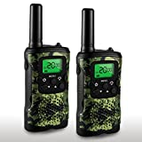 Walkie Talkies for Kids, Toys for 3-12 Year Old Boys 22 Channel 3